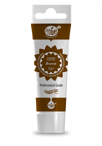 ProGel Concentrated Colour - Brown